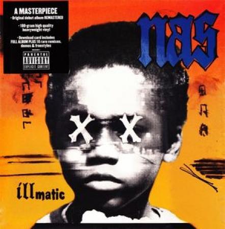 Nas - Illmatic XX (CD DUPLO IMPORTADO LACRADO)
