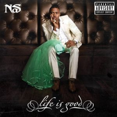 Nas - Life Is Good (Deluxe Edition) CD IMPORTADO LACRADO DIGIPACK