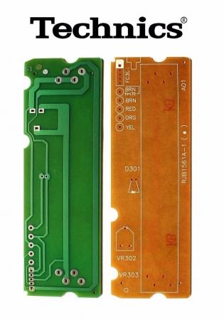 Placa Do Pitch - Mk2 (UNIDADE)
