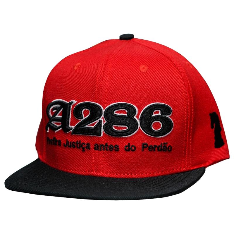 BONE A286 - PREFIRA JUSTIÇA ANTES DO PERDÃO (MODELO 6)