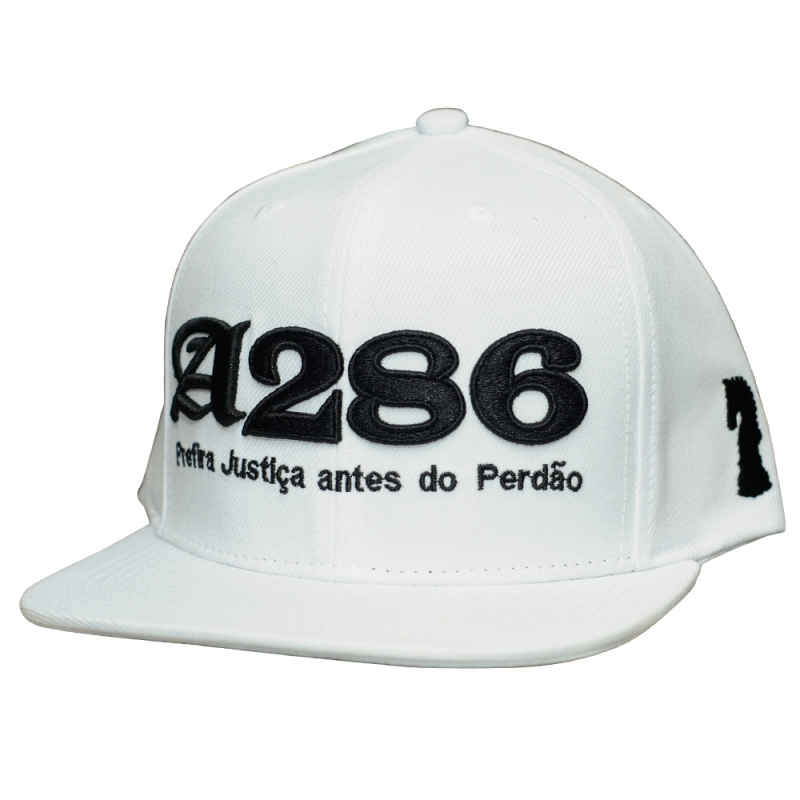 BONE A286 - PREFIRA JUSTIÇA ANTES DO PERDÃO (MODELO 8)