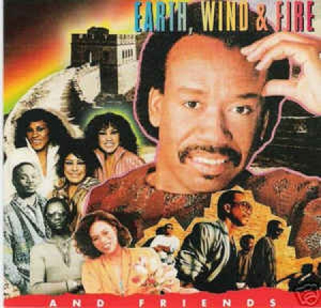 Earth Wind & Fire And Friends (CD IMPORTADO)