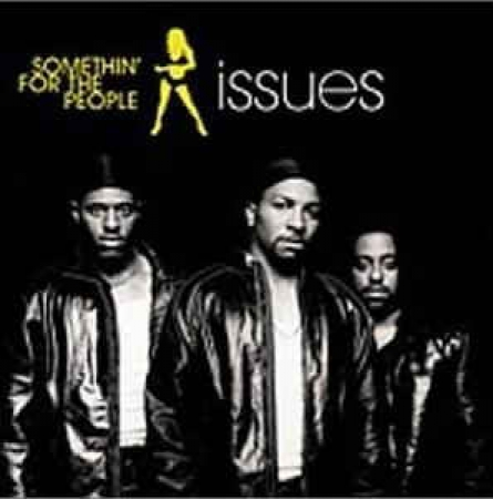 Somethin For The People - Issues (CD IMPORTADO)