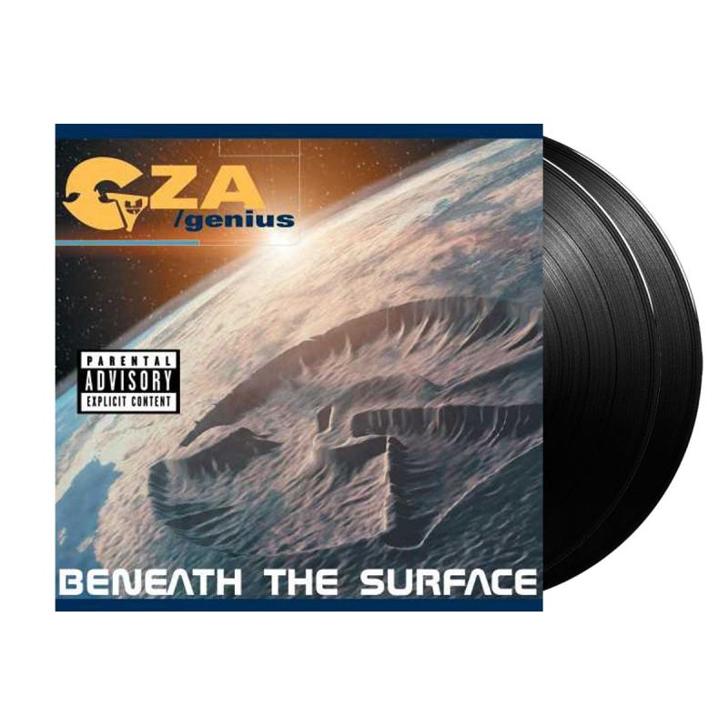 LP GZA - Beneath the Surface (VINYL DUPLO IMPORTADO LACRADO)