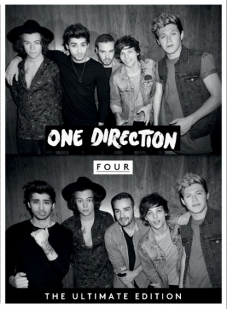One Direction - Four (CD DELUXE NACIONAL)