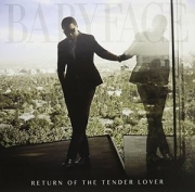 LP Babyface - Return of the Tender Lover (VINYL IMPORTADO LACRADO)