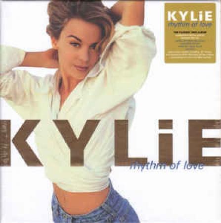 Kylie Minogue - Rhythm of Love (CD DUPLO + DVD IMPORTADO)