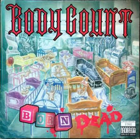 Body Count - Born Dead (CD USADO)