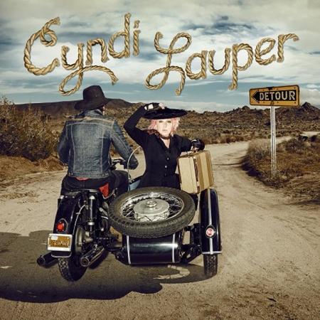 Cyndi Lauper - Detour (CD)
