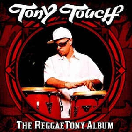 Tony Touch - The ReggaeTony Album (CD)