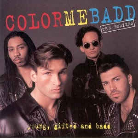 Color Me Badd - Young Gifted And Badd - The Remixes (CD IMPORTADO)