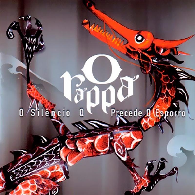 O Rappa - O Silencio Q Precede o Esporro CD + DVD