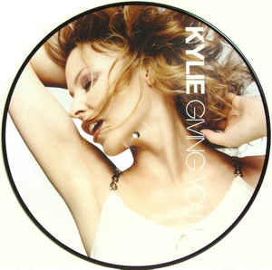 LP Kylie Minogue - Giving You Up (VINYL SINGLE PICTURE IMPORTADO)