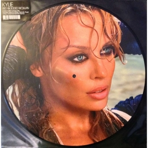 LP Kylie Minogue - Red Blooded Woman (VINYL SINGLE PICTURE IMPORTADO)