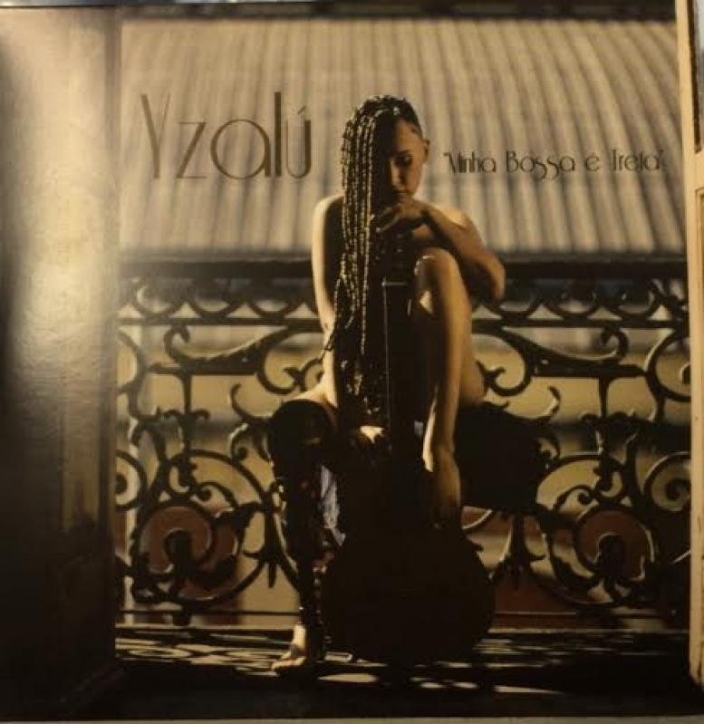 Yzalu - Minha Bossa e Treta (CD)