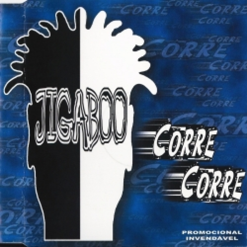 JIGABOO - Corre Corre (CD Single 1999)