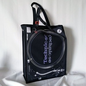Sacola Technics (BAG) PRETO