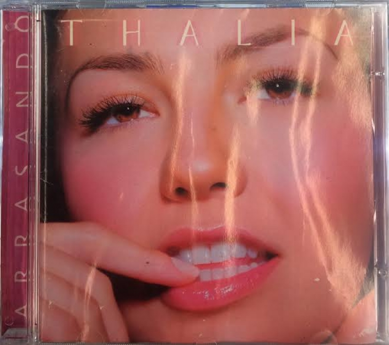 Thalia - Arrasando (CD USADO)