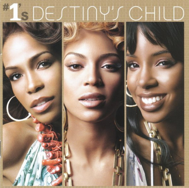DESTINYS CHILD - 1S IMPORTADO (CD)