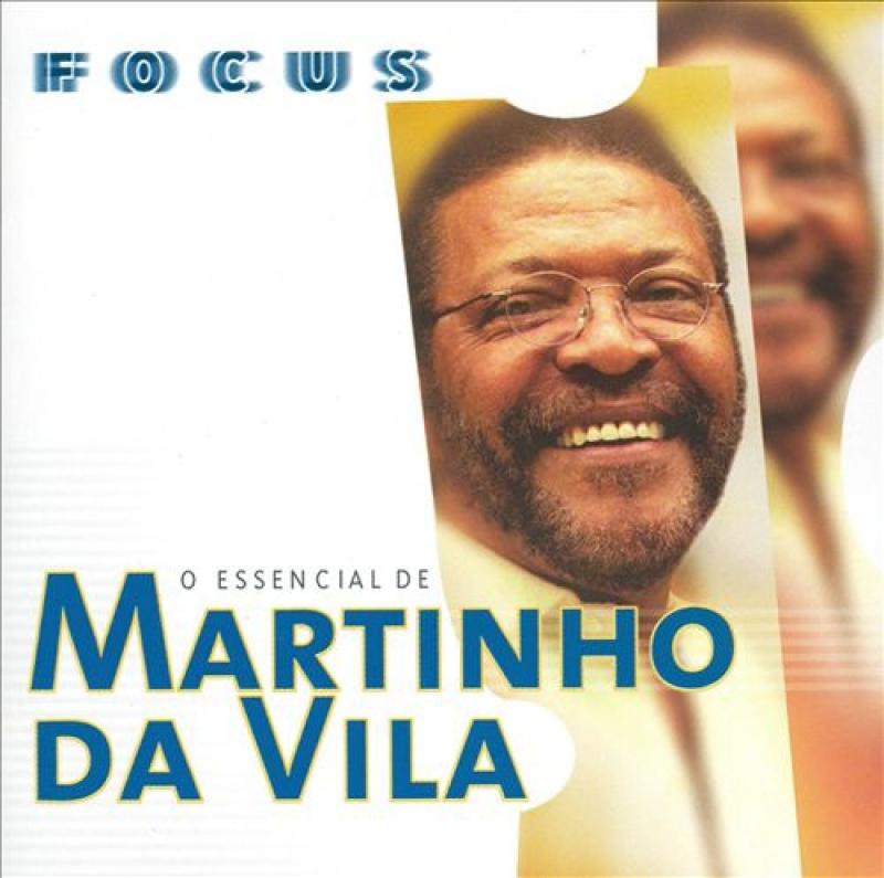 Martinho Da Vila - O Essencial De Martinho Da Vila (CD)
