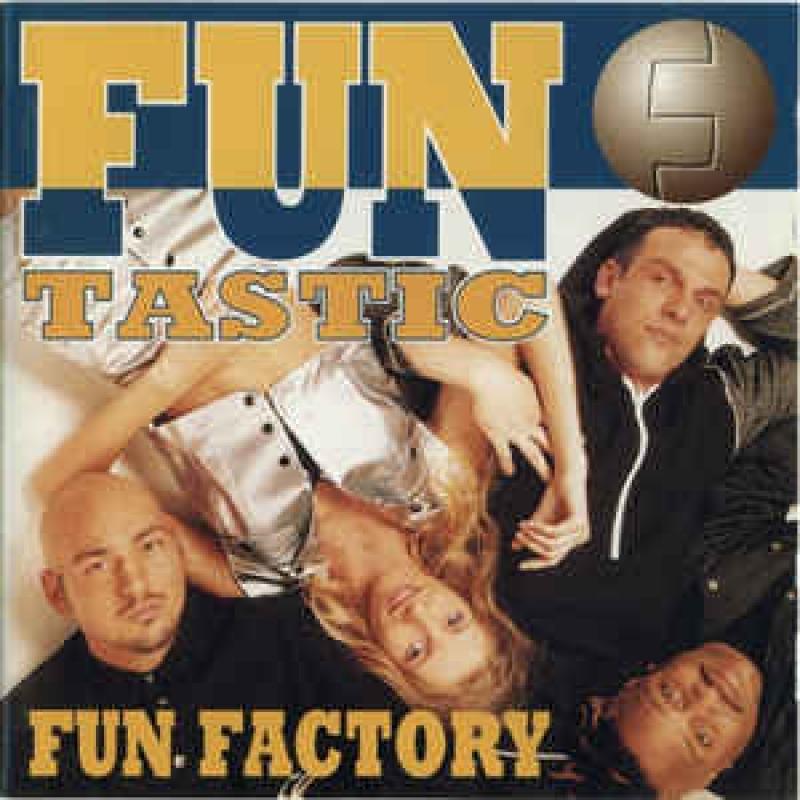 Fun Factory - Fun Tastic (CD)