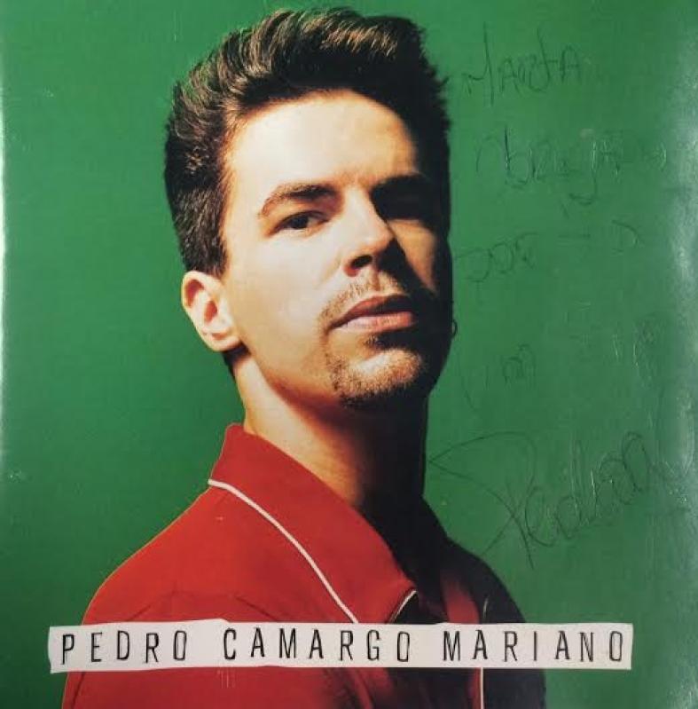 Pedro Camargo Mariano (1997) (CD USADO)