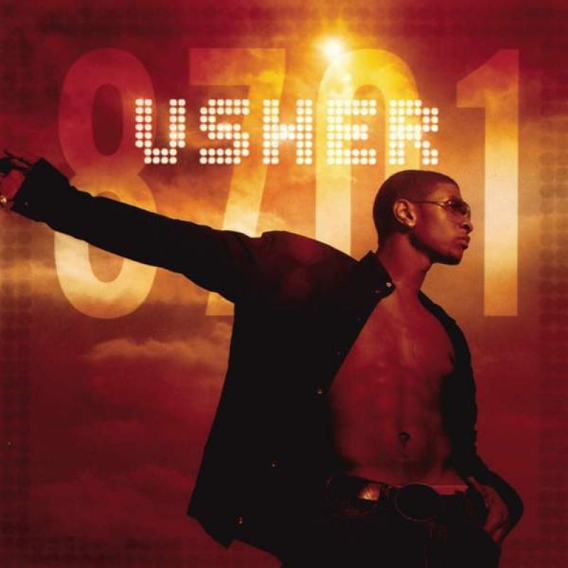 Usher - 8701 (CD) NACIONAL