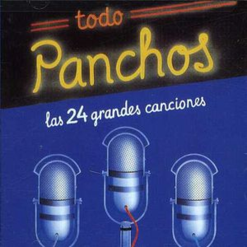 TRIO Los Panchos - Todo Panchos (CD DUPLO IMPORTADO)