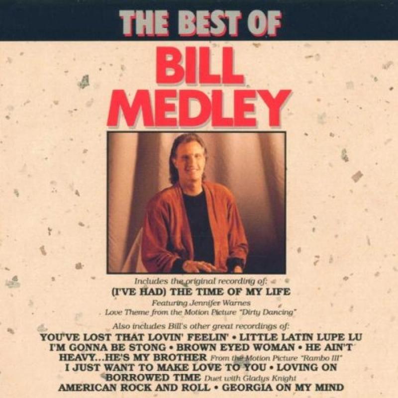 Bill Medley - Best of (CD IMPORTADO LACRADO)