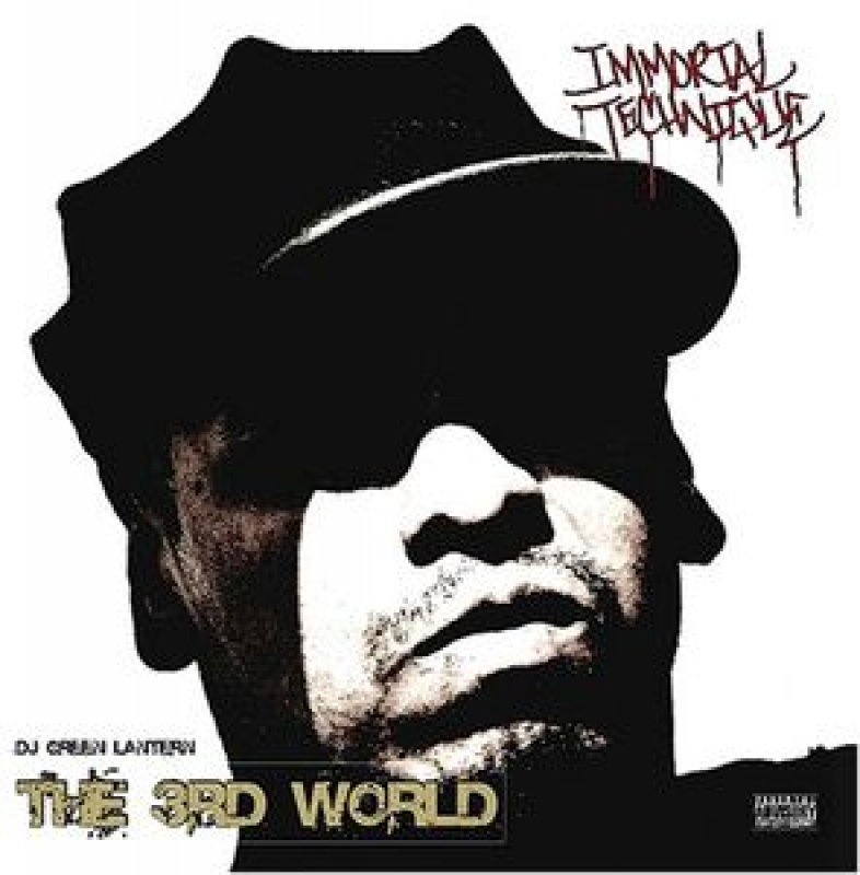 Immortal Technique - 3rd World (CD)