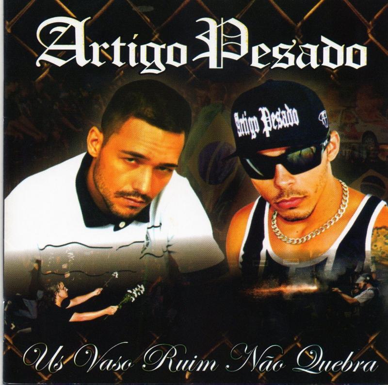 ARTIGO PESADO - US VASO RUIM NAO QUEBRA (CD)