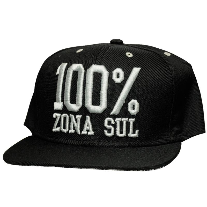 BONE 100% ZONA SUL - MODELO 1