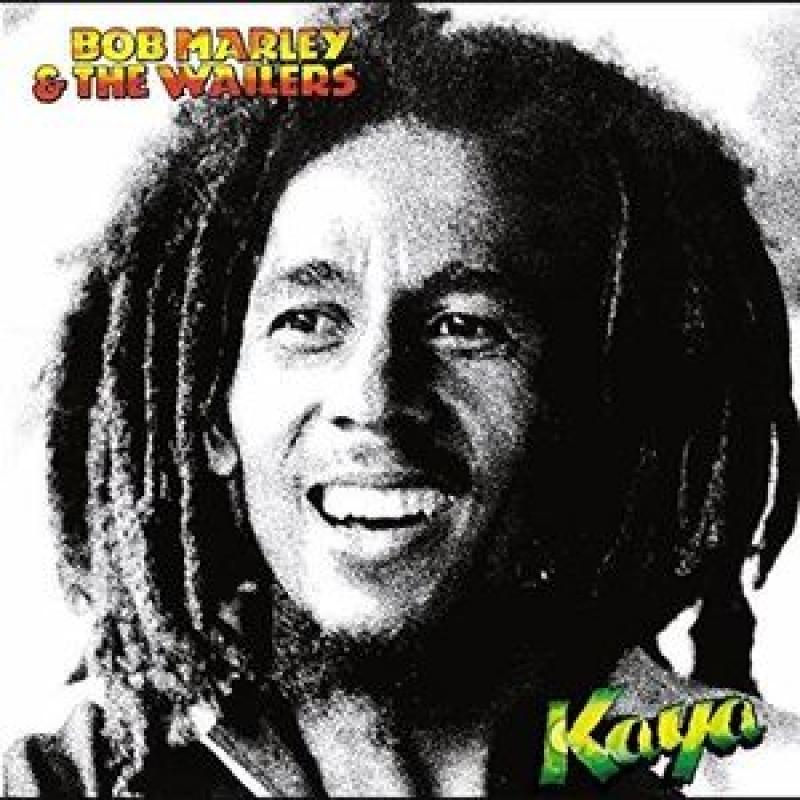 LP Bob Marley - Kaya (VINYL IMPORTADO LACRADO)