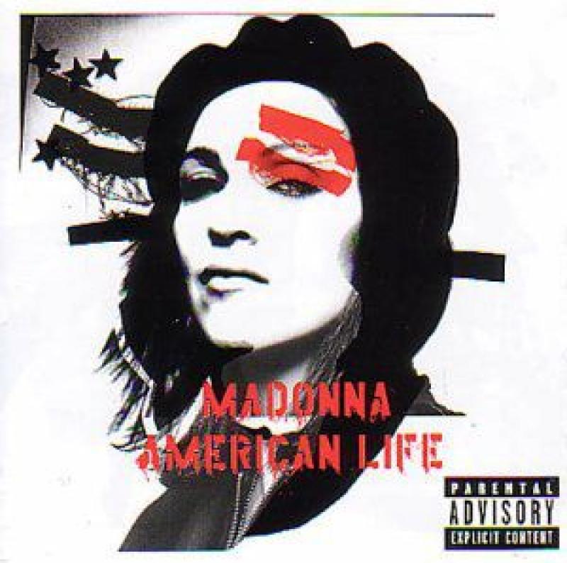 LP Madonna - American Life (VINYL DUPLO IMPORTADO LACRADO)