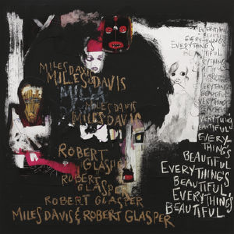 Robert Glasper & Miles Davis - Everythings Beautiful (CD IMPORTADO LACRADO)
