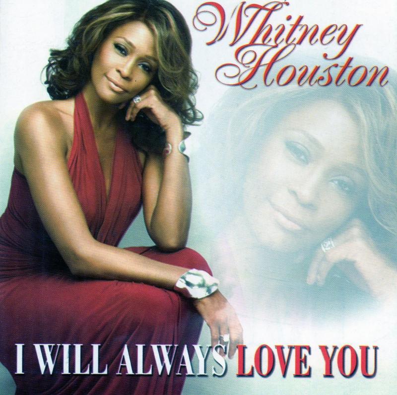 Whitney Houston - I Will Always Love You (CD)