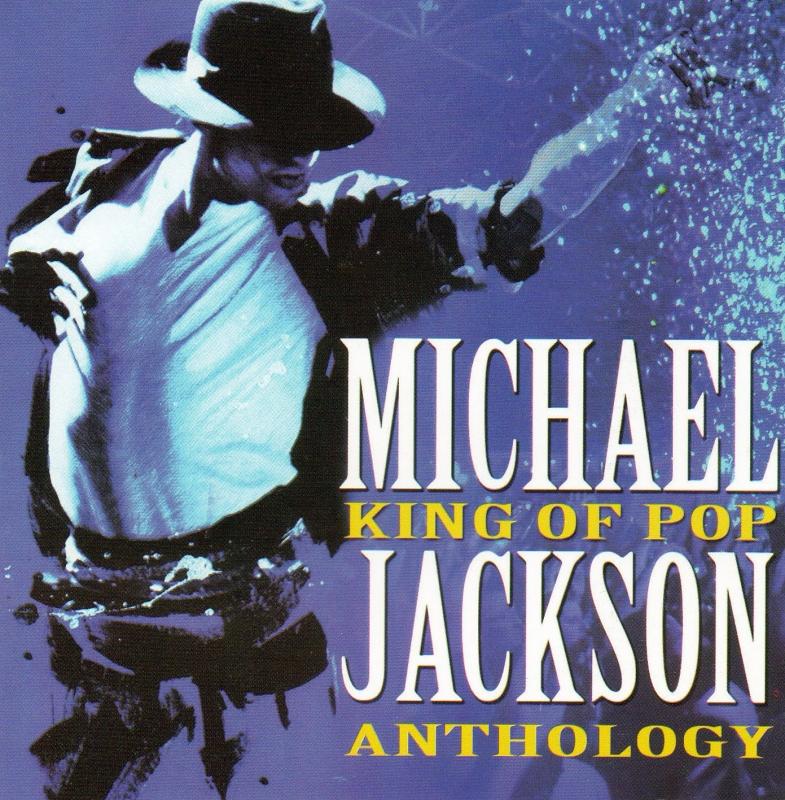 Michael Jackson - King Of Pop Anthology (CD)