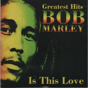 Bob Marley - Greatest Hits - Is This Love (CD)