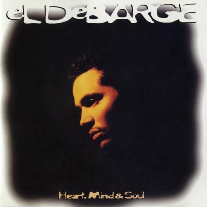 El DeBarge - Heart, Mind & Soul (CD)
