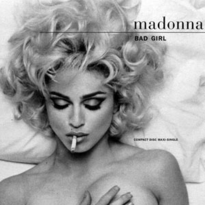 Madonna - Bad Girl (cd single importado u.s.)