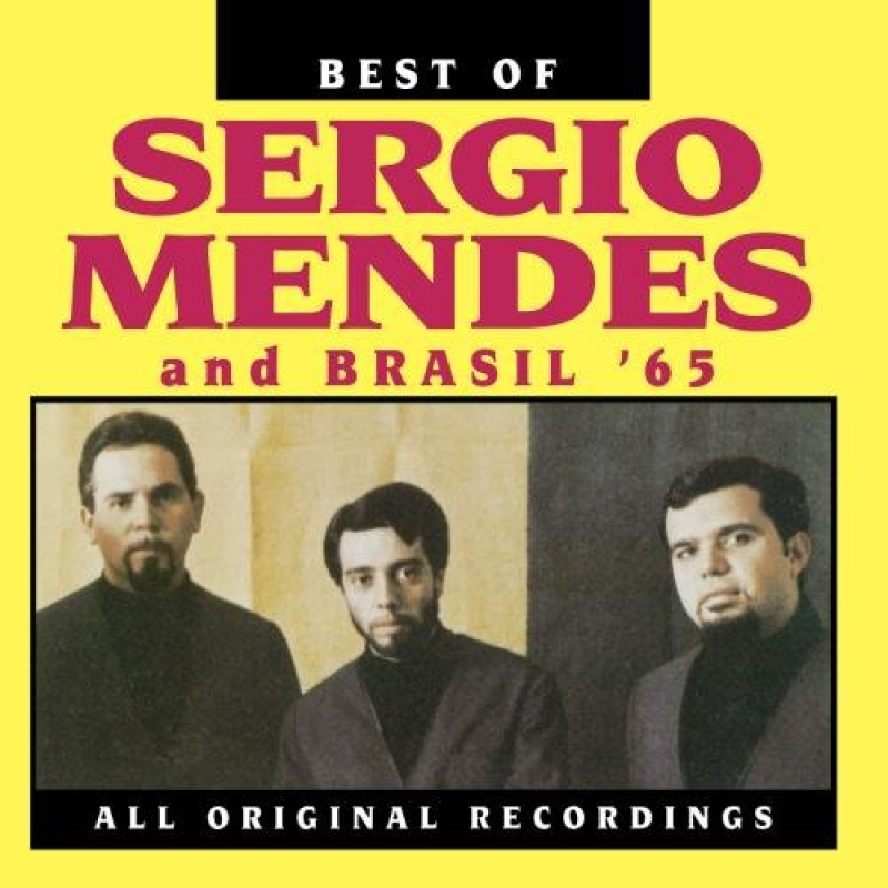 Sergio Mendes - Best Of  And Brasil ( CD )