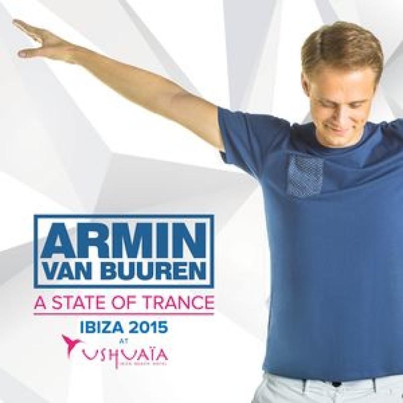 Armin van Buuren - State of Trance Ushuaia Ibiza 2015 (CD DUPLO IMPORTADO LACRADO)