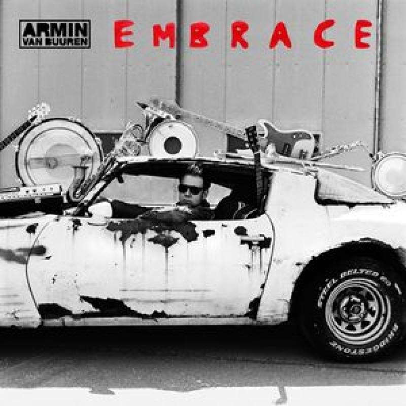 Armin van Buuren - Embrace (CD IMPORTADO LACRADO)