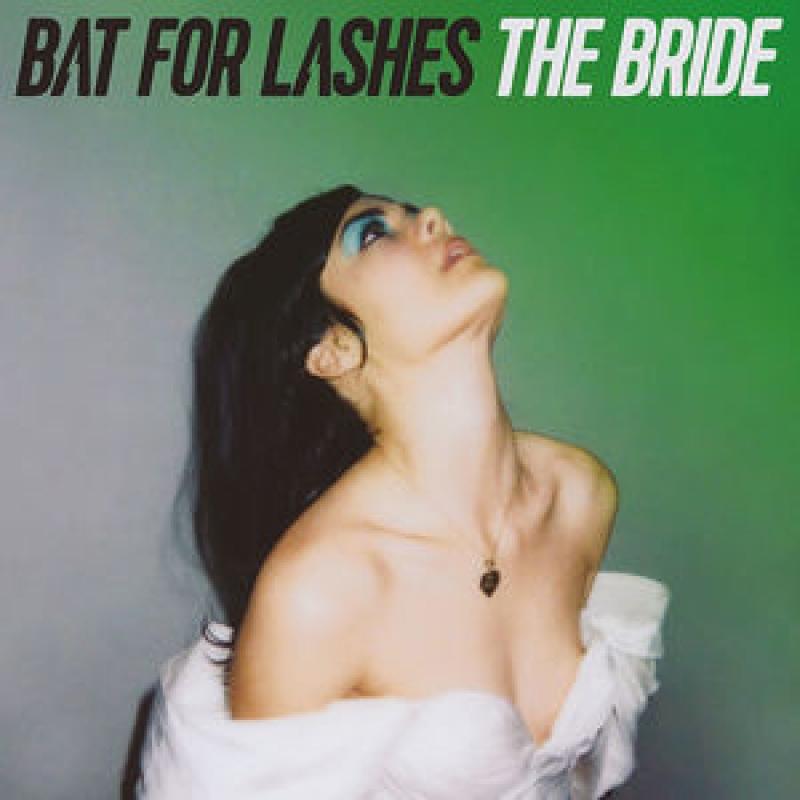 LP Bat for Lashes - The Bride (VINYL 45 RPM DUPLO IMPORTADO LACRADO)
