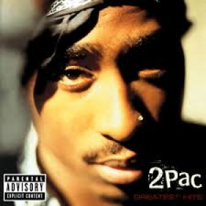2PAC - The greatest hits CD DUPLO