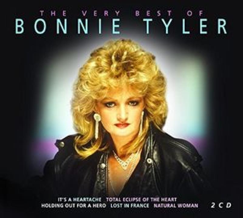 Bonnie Tyler - Very Best of (CD DUPLO IMPORTADO LACRADO)