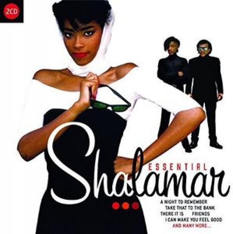 Shalamar - Shalamar Essential (CD DUPLO IMPORTADO LACRADO)