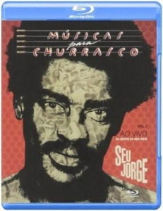 Seu Jorge - Musica Para Churrasco Vol 1 ( Bluray )