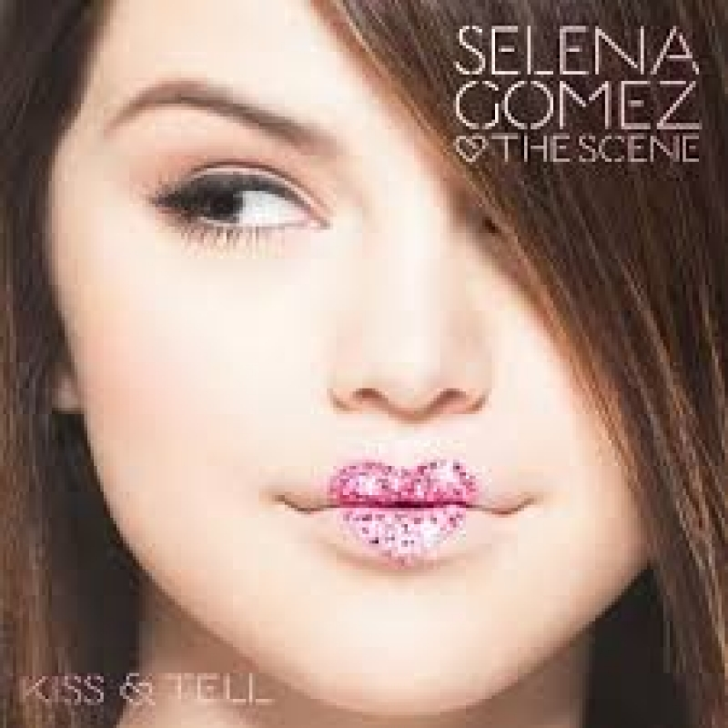 Selena Gomez - And The Scene Kiss Tell (CD) (050087130961)