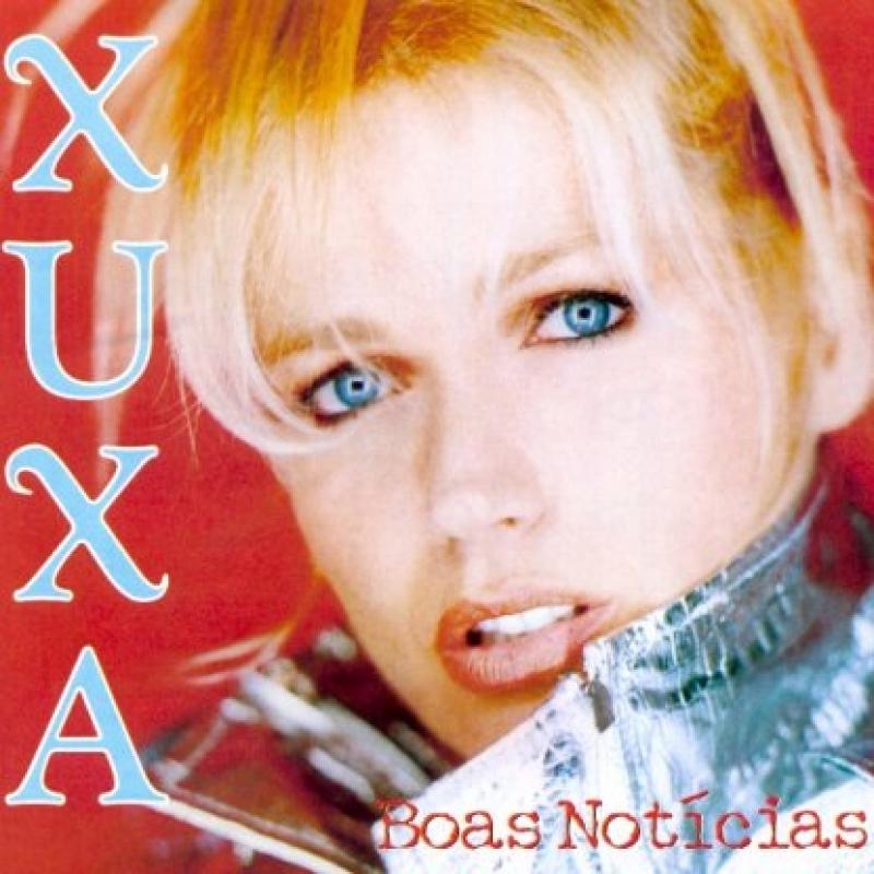 XUXA - BOAS NOTICIAS (CD) RARO